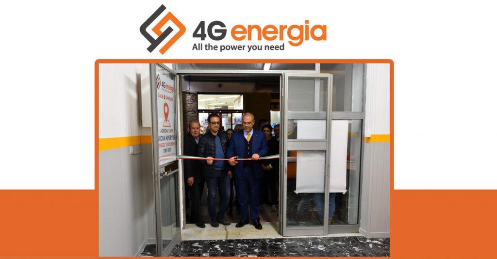 4G Energia Point Sapri