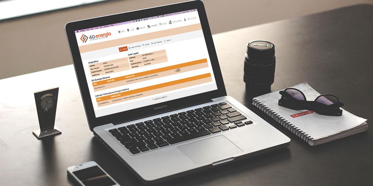 Area Clienti 4G: tutti i servizi online per i nostri clienti