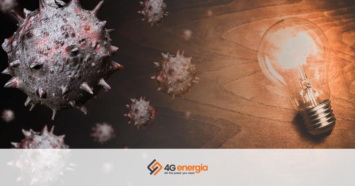 L'impatto del Coronavirus sulla domanda di energia elettrica